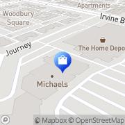 Map HomeGoods Irvine, United States