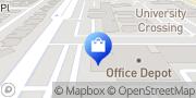 Map T-Mobile Fullerton, United States