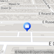 Map Boost Mobile Azusa, United States