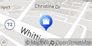Map AT&T Store Whittier, United States