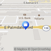 Map Sprint Palmdale, United States