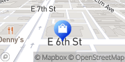Map Walgreens Long Beach, United States