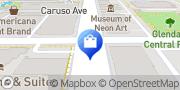 Map Glendale Blinds & Shades Glendale, United States