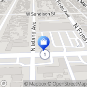 Map AT&T Store Wilmington, United States