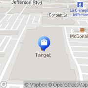 Map Target Los Angeles, United States