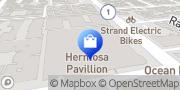 Map Elly's European Skin Clinic Hermosa Beach, United States