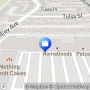 Map HomeGoods Granada Hills, United States