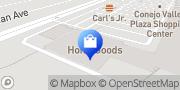 Map HomeGoods Thousand Oaks, United States