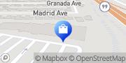 Map T.J. Maxx Bakersfield, United States