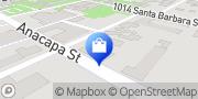 Map Hammer Garage Doors And Gate Repair Santa Barbara, United States