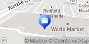 Map Bed Bath & Beyond Reno, United States