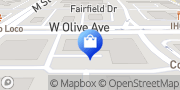 Map AT&T Store Merced, United States