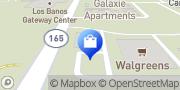 Map AT&T Store Los Banos, United States