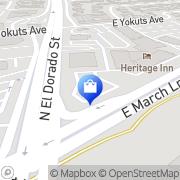 Map Walgreens Stockton, United States