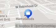 Map HomeGoods Stockton, United States