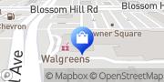 Map Walgreens San Jose, United States