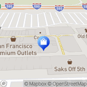 Map Hanesbrands Livermore, United States