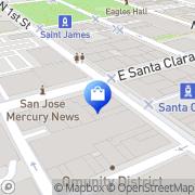 Map Walgreens - Closed San Jose, United States