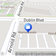 Map HomeGoods Dublin, United States