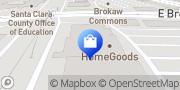 Map HomeGoods San Jose, United States