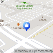 Map adidas Outlet Vacaville, United States