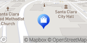 Map Advanced Direct Security - ADT Authorized Company Santa Clara, United States