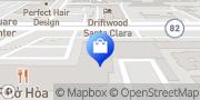 Map Walgreens Santa Clara, United States