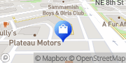 Map AT&T Store Sammamish, United States