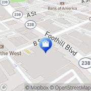 Map ClickAway Hayward, United States