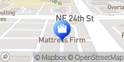 Map Mattress Firm Bellevue Bellevue, United States
