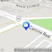 Map Williams-Sonoma Palo Alto, United States