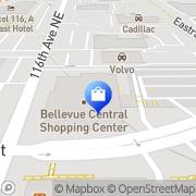 Map HomeGoods Bellevue, United States