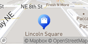 Map The Container Store Bellevue, United States