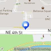Map Williams-Sonoma Bellevue, United States