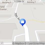 Map Generator Set Central Kent, United States