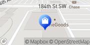 Map HomeGoods Lynnwood, United States