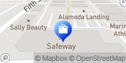 Map Safeway Pharmacy Alameda, United States