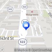 Map Walgreens Seattle, United States