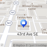 Map Sprint Store Puyallup, United States