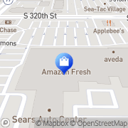 Map Sears Federal Way, United States