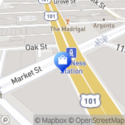 Map JOOPZY Store San Francisco, United States