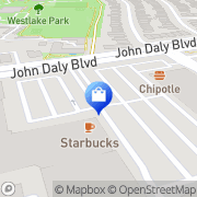 Map AT&T Store Daly City, United States