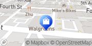 Map Walgreens San Rafael, United States