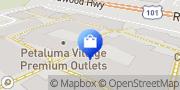 Map Thriftique! Petaluma, United States