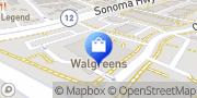 Map Walgreens Santa Rosa, United States