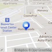 Map HomeGoods Beaverton, United States