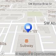 Map AT&T Store Beaverton, United States