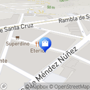 Map Tv Nalber Santa Cruz de Tenerife, Spain