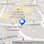 Carte de Le Chaix Michel Dinan, France