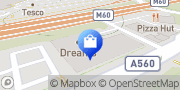 Map B&M Store Cheshire West and Chester, United Kingdom